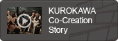 KUROKAWA co-creation story