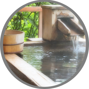 hot spring ryokans・hotels